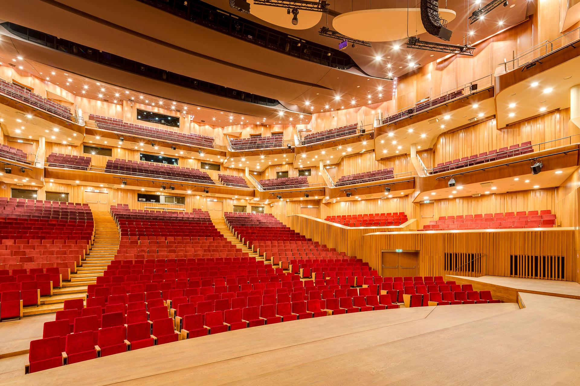 auditorium hall 8  - Event Locations