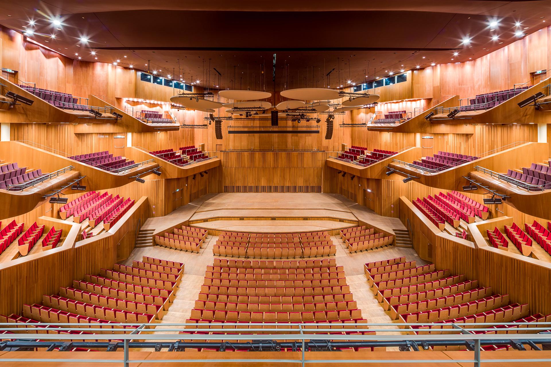 auditorium hall 9  - Event Locations