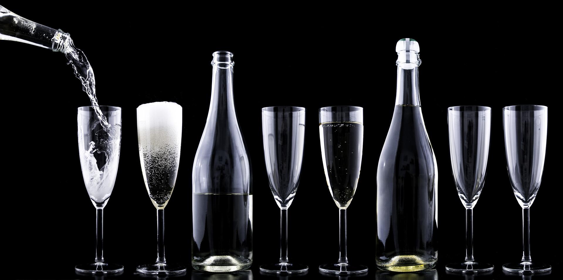 beverages champagner - Catering