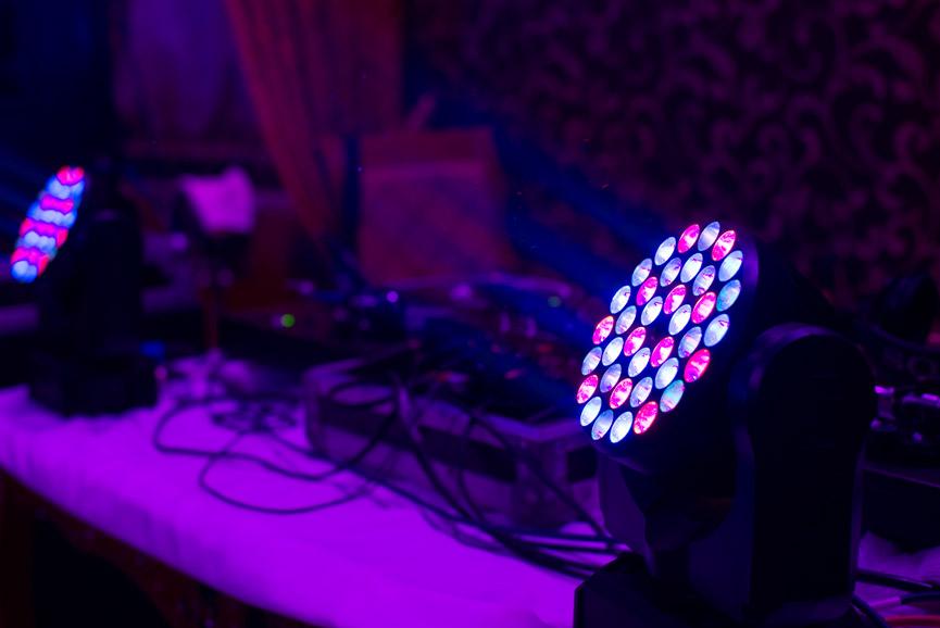 licht slide 03 - Technical Equipment