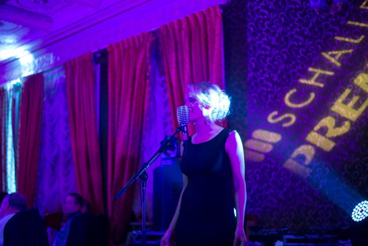singer event