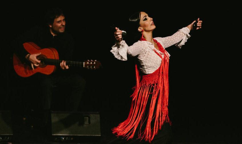 Noche Flamenca show tickets