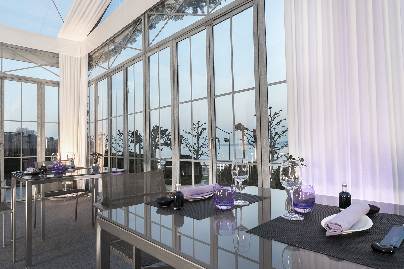19. Umami by Michel Roth restaurant Hotel President Wilson a Luxury Collection Hotel Geneva - Locationrecherche
