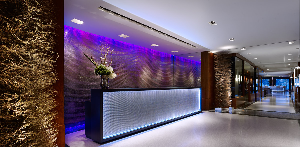4. Reception area Hotel President Wilson a Luxury Collection Hotel Geneva - Locationrecherche