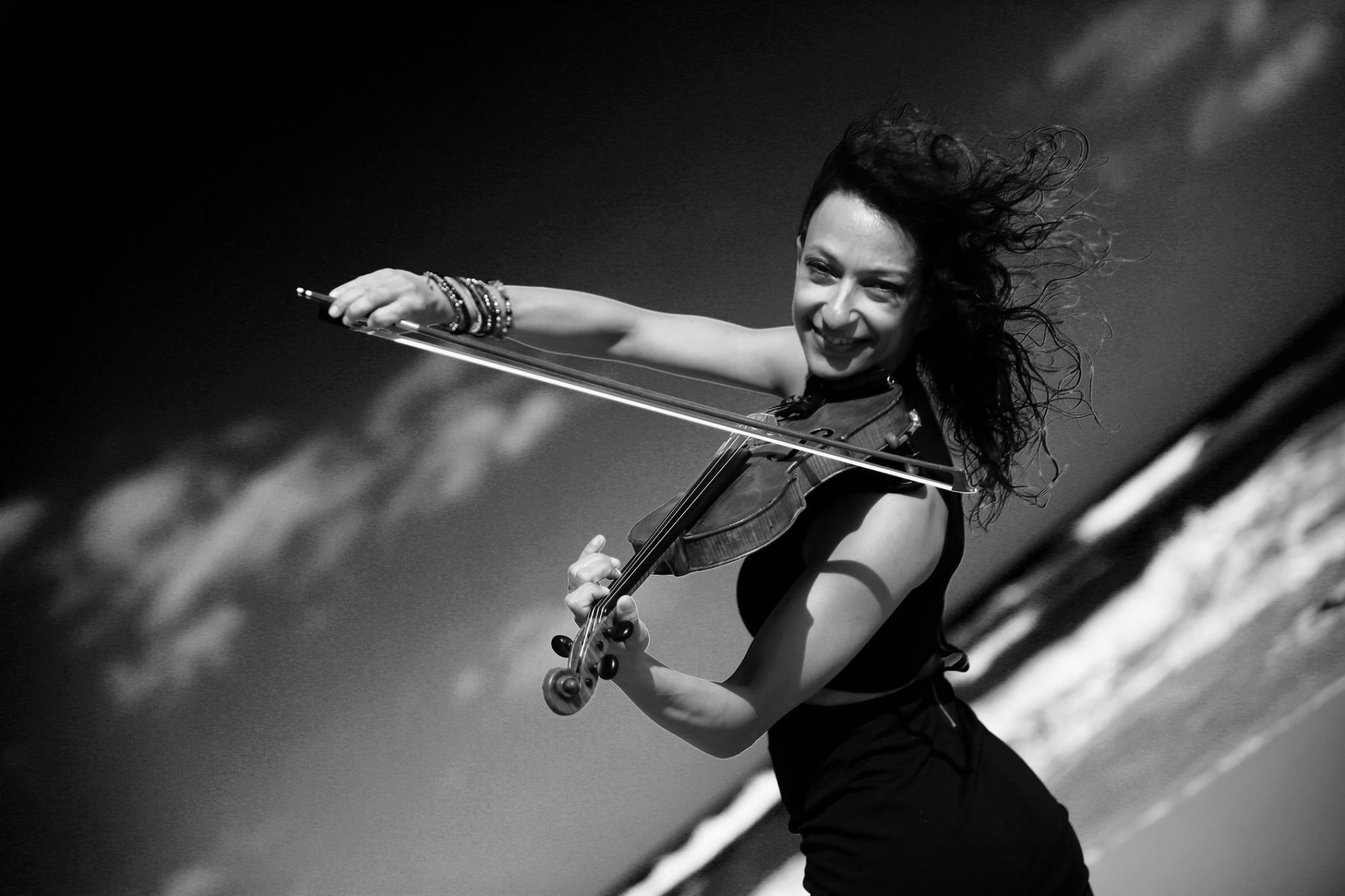 Katharina violinist eventprod - Valentinstag ❤️